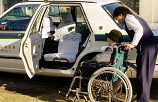 訪問介護・障害福祉のイメージ